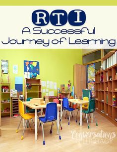 RTI: A Successful Journey-  How to set up a successful intervention program