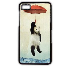 Panda Umbrella TATUM-8394 Blackberry Phonecase Cover For Blackberry Q10, Blackberry Z10