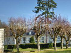 Parc de Villeroy à Mennecy - Bâtiments de l'orangerie