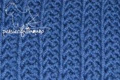 Lezioni di maglia: il campione