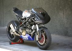 "Ducati RAD02 ""Wildcat"" 2012 by Radical Ducati"