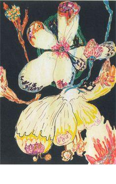 Ryoko Aoki. #FlowerShop