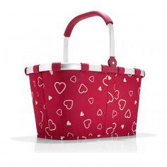 Reisenthel Shopping carrybag hearts