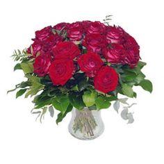 Classic Elegance Roses Arrangement to Czech-Republic