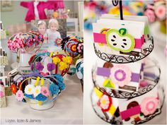 {Fabulous Friday Giveaway} Fabulous Lizzie, Izzie   James Hair Accessories!