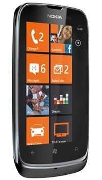 Nokia Lumia 610 NFC Mobile Price
