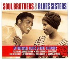 Various - Soul Brothers & Blues Sisters, Black