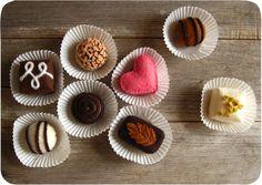 Sweetheart Chocolates by milkfly on Etsy, $45.00