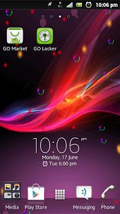 Xperia Z Live Wallpaper: Are you using a smart phone like galaxy s4, galaxy grand , galaxy ace, xperia other then xperia z , then we have this Xperia Z Live Wallpaper for your android phone.ony Xperia Z is a smartphone designed by Sony, the Japanese corporation that manufactures electronics and games. Xperia Z is the newest star in their proud collection