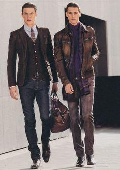 Gucci Menswear Autumn/WInter 2009
