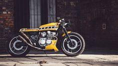 "Yamaha XJ600 Cafe Racer ""Cafe Terror"" - Via Custom Motorcycles Poland #motorcycles #caferacer #motos | caferacerpasion.com"