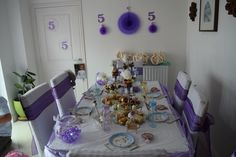 Sofia the first afternoon tea party x