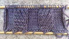 Mock cables: How to nail twisted stiches on the LoveKnitting blog.