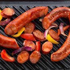 Portuguese Linguica Sausage @keyingredient #pork