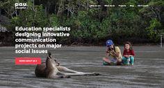 New website designed by @erikaescudero  & developed by Behimba.
