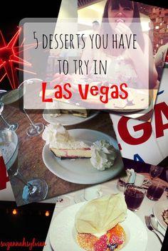 Desserts in Las Vegas: The Veggie Passport