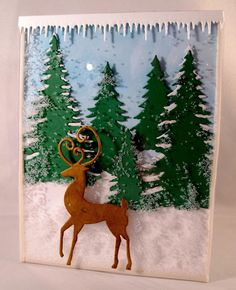 Dar's Crafty Creations: Time to Celebrate Christmas in July