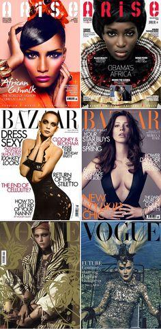 Adele's favourite magazines