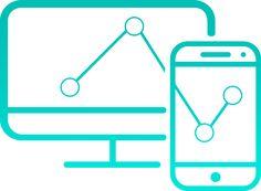 Cross-platform analytics lets you analyze data across native app, mobile web, and desktop. Amplitude helps you get a holistic view of your user behavior. Platform, Letters, Graphics, Logos, Inspiration, Biblical Inspiration, Graphic Design, Logo, Letter