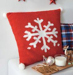 Decoration, Christmas Stockings, Throw Pillows, Knitting, Holiday Decor, Crochet, Home Decor, Catalogue, Winter
