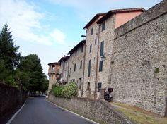 Scorcio di Castiglione Garfagnana