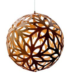 David Trubridge - Floral 800 Pendant Lamp