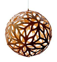 David Trubridge - Floral 800 Pendant Lamp