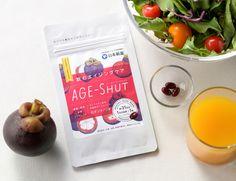 日本新薬、年齢に応じた「糖化ケア」サプリメント・AGE-SHUT (エージーイーシャット)を発売 | ビヨレビニュース