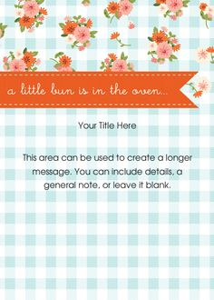 26 best baby shower e invitations images on pinterest shower ideas retro flowers baby shower designed by a fresh bunch on pingg filmwisefo