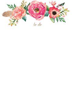 Flower Garden Notepad – charm & gumption