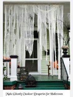 Do it yourself Halloween Deco....