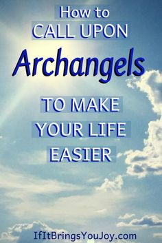 Archangels can help you in so many ways: from protection to help with daily tasks. Learn some archangel names and their specialties. Archangels Names, Archangel Raguel, Archangel Azrael, Archangel Prayers, Angel Spirit, Raphael Angel, Your Guardian Angel, Names With Meaning, Spirit Guides