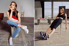 Sandro x Reebok Insta Pump Fury | Fashion Journal
