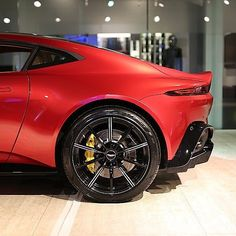 """1,034 Likes, 5 Comments - Aston Martin Supercars Motors (@astonbuzz) on Instagram: """"Is the Vantage's tail too HOT to handle?  -->FOLLOW AstonBuzz for More<-- • [©Photo Credits:…"""""""