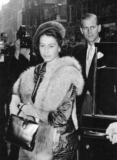 Their Royal Highnesses Prince Philip & Princess Elizabeth of York (later Her Majesty The Queen) Die Queen, Hm The Queen, Royal Queen, Her Majesty The Queen, Elizabeth Ii, Young Queen Elizabeth, English Royal Family, British Royal Families, Windsor