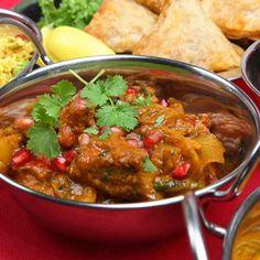 Curry d'agneau Taj Mahal