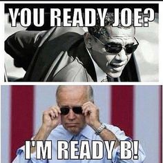 The coolest dudes in politics!
