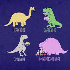 Omnomnomivore. Funny.
