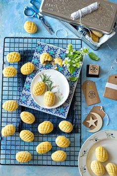 Best pineapple cookies that I have ever tried. Nastar cookies are melt in your mouth shortbread cookies filled with pineapple jam Super Cookies, Jam Cookies, Galletas Cookies, Biscuit Cookies, Yummy Cookies, Shortbread Cookies, Pineapple Cookies, Pineapple Jam, Easy Cookie Recipes