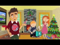 "▶ Festive Fakery | ""The Receipt Seeker"" - YouTube"