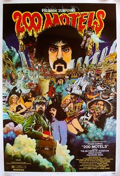 Frank Zappa  200 Motels