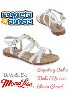 Sandalia Coqueta