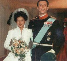 N.K ANENE: Royal interracial marriages.  Baron Christian Louis de Massey(Prince Albert of Monaco's cousin) married Baroness Cecile de Massey (Afro-Caribbean)