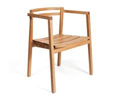Oxnö Armchair | by Skargaarden. Designed by Matilda Lindblom.