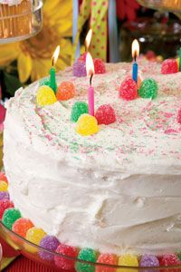 1-2-3-4 Cake by Paula Deen. Easy peasy...and delicious.