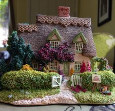 Lilliput Lane - Summer Days Cottage