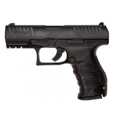 Walther PPQ M2 Selbstlade-Pistole, 4 Zoll - Kal. 9x19mm Save those thumbs & bucks w/ free shipping on this magloader I purchased mine http://www.amazon.com/shops/raeind  No more leaving the last round out because it is too hard to get in. And you will load them faster and easier, to maximize your shooting enjoyment.  loader does it all easily, painlessly, and perfectly reliably