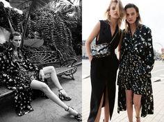 EDITORIAL - MUJER - Limited Edition en Massimo Dutti online. Entre ahora y descubra nuestra colección de Limited Edition de Primavera Verano 2017. ¡Elegancia natural!