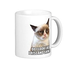 LOU5KB Grumpy Cat Classic Coffee Mug ** You can get more details here : Cat mug