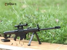 1:6 Barrett M82A1 Sniper Rifle Gun     Cool #actionfigures #hobby     FREE Shipping Worldwide    Price: $52.12 Discount from 65.98    #manga #actionfigures #hobby